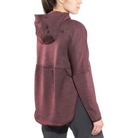 The North Face Cozy Slacker Full-Zip Jacket Damen fig heather